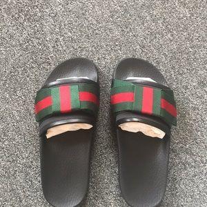 Gucci slides women size 7 EU 37